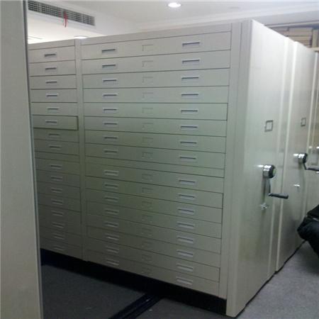 密集底图柜、密集型图纸架